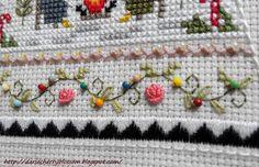 Gallery.ru / Фото #106 - Victoria Sampler Gingerbread Stitching - asdfgh2