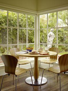 Presidio Heights Home * Katherine Carroll with Barbara Scavullo. Photo by Matthew Millman
