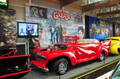 Grease Lightning at the Volo Auto Museum, Volo, IL. www.volocars.com