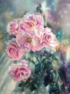 Roses by Chihiro Yabe