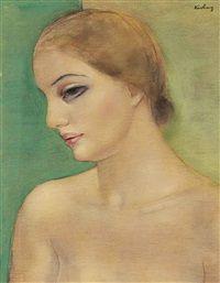 Jeune fille, 1935