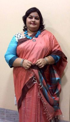 """I am fat but I know how to rock my style"" – Soumyasree Beautiful Women Over 40, Beautiful Girl Indian, Most Beautiful Indian Actress, Indian Wife, Indian Girls, Lehenga, Anarkali, Girl Number For Friendship, Girl Friendship"