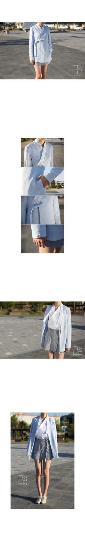 리슬[LEESLE] 한복을 모티브로 한 캐주얼 브랜드 - gorgeous jacket from a company that makes clothing inspired by traditional Korean styles (hanbok).