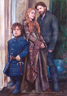 Brothers Lannister
