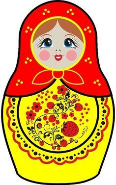 Matryoshka – Russian nesting doll