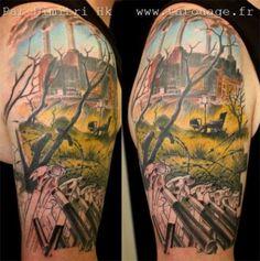 Pink Floyd Tattoos