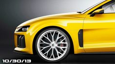Audi Sport Quattro, Tom Cruise as Shelby, Aston SUV, Longer Range Rover,...