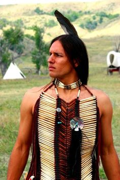 White Wolf : 6 Beautiful Native Men Who Are Proud Of Their Culture (Part II)
