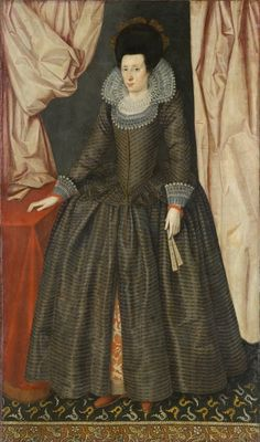 Portrait of Lady Emmeline Scott, Unknown, 16th century, Gift of Mr. and Mrs. James MacLamroc