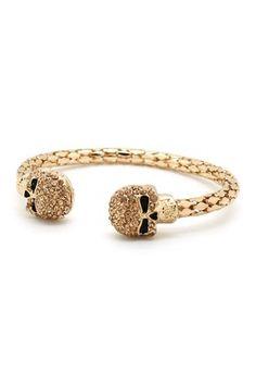 Skull My Wrist Bracelet