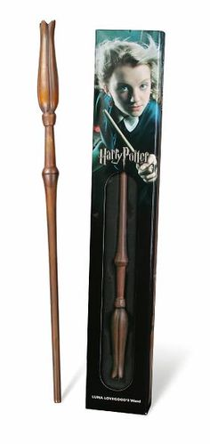 Harry Potter Character Wand - Luna Lovegood