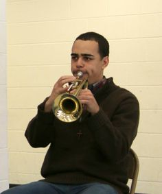 Juan Winstead, '14 Interdisciplinary Studies in Music-Ahoskie, NC  Band Director, Hertford County High School
