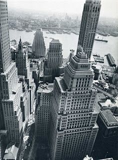 Berenice Abbott proposed her grand project to document New York City Check out her photos of New York City during the Classic Photography, White Photography, Travel Photography, Man Ray, New York City Buildings, Ville New York, New York Architecture, Berenice Abbott, Famous Photographers