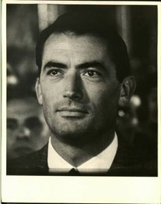 Gregory Peck in Roman Holiday...a gentleman and hard to find these anymore.