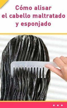 How To Smooth Damaged And Fluffy Hair Simple And Only 2 Ingredients! Beauty Care, Beauty Hacks, Hair Beauty, Beauty Tips, Cabello Hair, Diy Shampoo, Fluffy Hair, Hair Care Tips, Diy Hairstyles