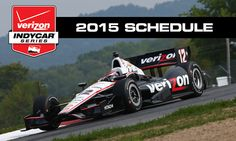 2015 Schedule Announcement Indycar