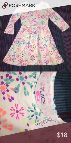 Super soft dress NWT size S 5/6 girls The Children's Place Dresses
