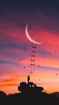 Lasca de lua.