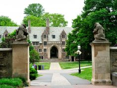 Princeton University — Located in New Jersey, this Ivy League establishment usually scores well across the board. It received a QS ranking of for its computer science and information systems courses. College Essay, College Campus, College Fun, Kendall College, College Board, College Basketball, University University, Princeton University, Princeton Campus