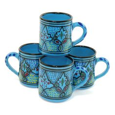 Sabrine Coffee Mug Set Of 4