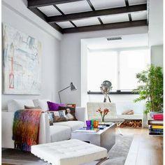 """Veja que lindo! O Decasapramoda Blog nos mostra um apartamento """"Elegante e feminino!!!"""" Vejam aqui -> http://www.blogsdecor.com/decasapramoda/elegante-e-feminino/ #feminino #mulher #decoracao #decor #apartamento #clean"""