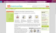 Fun, easy to use picture software with so many great uses: scrapbooking, blogging, buttons and more!