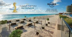39,000 travel agents voted and Hard Rock All-Inclusive Collection won 16 Travvy Awards! See why...