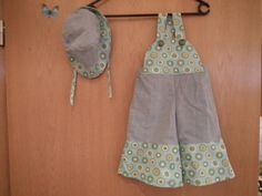 Pants and hat, an easy make for Prue<3