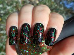 Orly Tinsel - Orly Holiday Sparkle Collection 2014