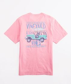 Shop Surf Ride Graphic Pocket T-Shirt at vineyard vines