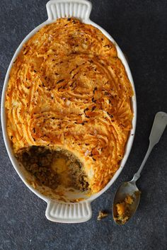 {quick} Shepherd's Pie with Golden Horseradish Mash {AIP, Paleo, Low FODMAP} – Healing Family Eats