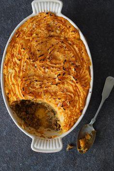 {quick} Shepherd's Pie with Golden Horseradish Mash {AIP, Paleo, Low FODMAP} – Healing Family Eats