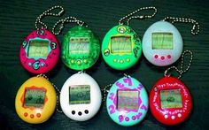 nostalgia Todays is everyones favourite electronic virtual pet. Go on - did anyones survive longer than a day Polly Pocket, Childhood Memories 90s, Childhood Toys, 90s Toys, Retro Toys, Barbie Dream, Lady Lockenlicht, Vintage Barbie, Vintage Toys