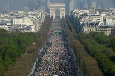 Marathon de Paris 2016