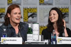 image Claire Fraser, Jamie And Claire, Jamie Fraser, Outlander Season 3, Outlander Tv Series, Cas, Caitriona Balfe Outlander, Starz Outlander, Ron Moore