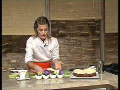 Encuentra el texto completo de esta receta en http://elgourmet.com/receta/torta-cremosa-de-chocolate-y-maracuya    elgourmet.com - Una receta de Pamela Villar