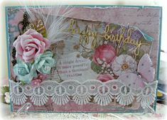 Birthday Card - Scrapbook.com