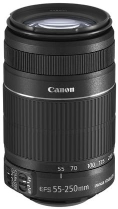 Amazon.co.jp|Canon 望遠ズームレンズ EF-S55-250mm F4-5.6 IS II APS-C対応|カメラ通販