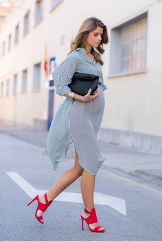 33 WEEKS: SHIRT DRESS Ms Treinta waysify