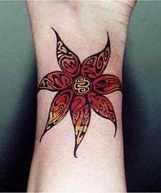 Wrist Tattoo # 69