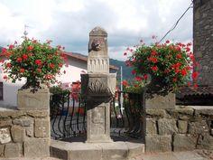 Fontana a Sillicagnana - Garfagnana