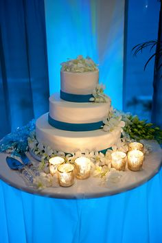#Wedding #Colours... 3 main colours:- black, white & Aegean blue + 2 accent colours:- blue mist & electric blue ... Wedding guide for brides & grooms, bridesmaids & groomsmen, parents & planners ... the how, when, where & why of wedding planning ... https://itunes.apple.com/us/app/the-gold-wedding-planner/id498112599?ls=1=8  ♥ The Gold Wedding Planner iPhone App ♥
