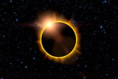 Solar Eclipse Western NC