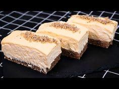 YouTube Yams, Desert Recipes, Cheesecake, Sweet, Food, Youtube, Deserts, Cake Ideas, Treats