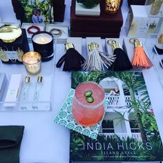 Island cocktail Island Style India Hicks Lifestyle Brand -  SHOP IT HERE-https://www.indiahicks.com//rep/pjfitz to shop India Hicks new Lifestyle brand. Great accessories and body care products. Contact me directly for questions or help.