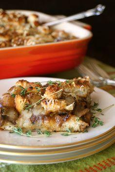 French-Onion-Mushroom-Casserole-Recipe