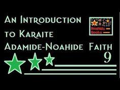An Introduction to Karaite Adamide-Noahide Faith 9 - Noahide Doctrine Thomas Andrews, Genesis 1, Torah, Religion, How To Apply, Bible, Faith, Youtube, Biblia