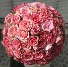 Delikatne róże gałazkowe