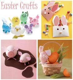 Cool   Fun Easter Crafts : Multiply Delicious- All About the Kids pic #Easter #Crafts