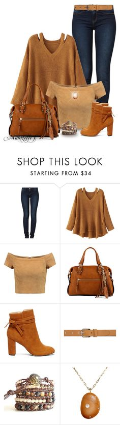 """""""Love Camel"""" by mamzelle-f ❤ liked on Polyvore featuring Desigual, WithChic, Alice + Olivia, ALDO, Sole Society, Isabel Marant, CVC Stones, outfit, denim and WhatToWear"""